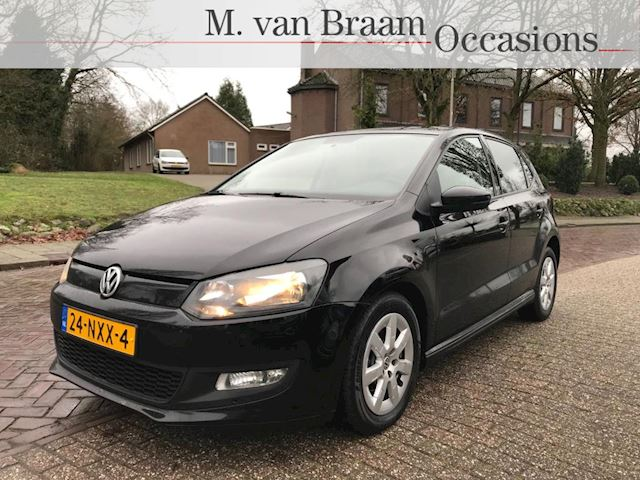 Volkswagen Polo 1.2 TDI BlueMotion Comfortline 5-drs Pr-Glass 142.000KM