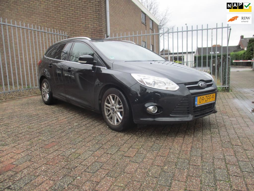 Ford Focus Wagon occasion - Echter Auto