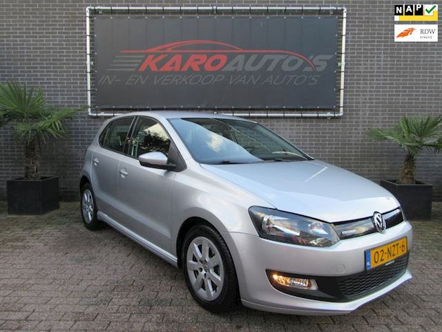 Volkswagen Polo 1.2 TDI BlueMotion Comfortline Clima Cruise