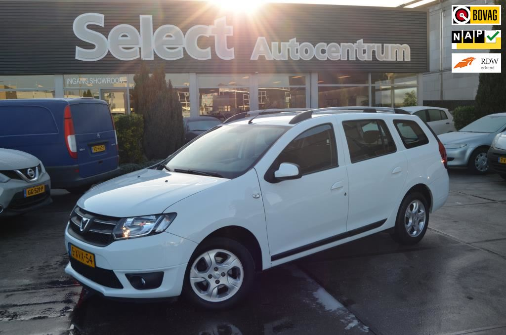 Dacia Logan MCV occasion - Select Autocentrum