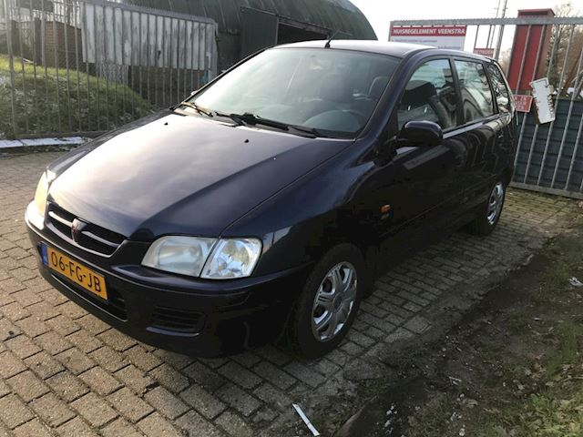 Mitsubishi Space Star 1.8 GDI GLX