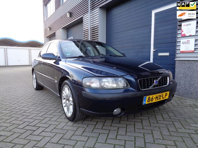 Volvo S60 2.4 Edition //Automaat// Trekhaak//Cruise//Airco