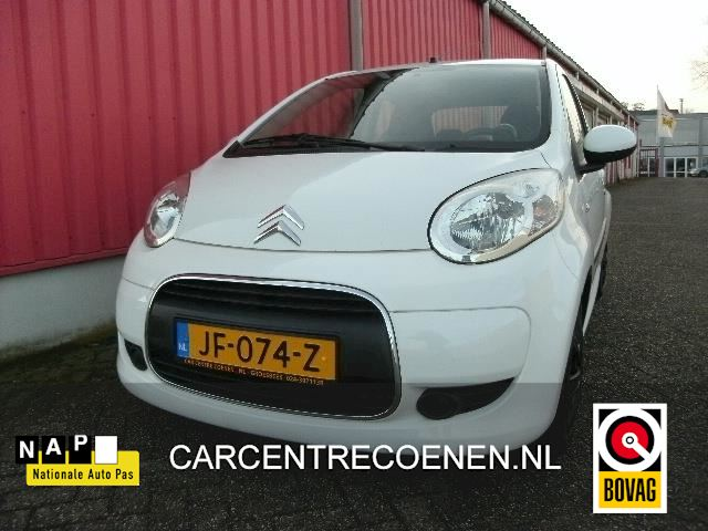 Citroen C1 1.0-12V Exclusive / Airco