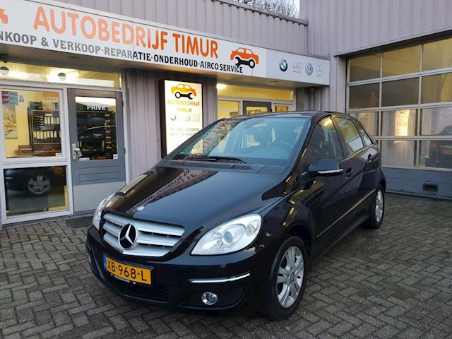 Mercedes-Benz B-klasse 170 BlueEFFICIENCY Business Class