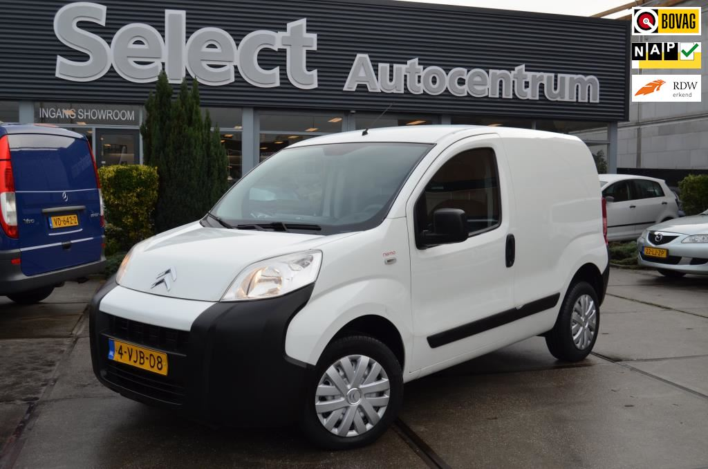 Citroen Nemo occasion - Select Autocentrum