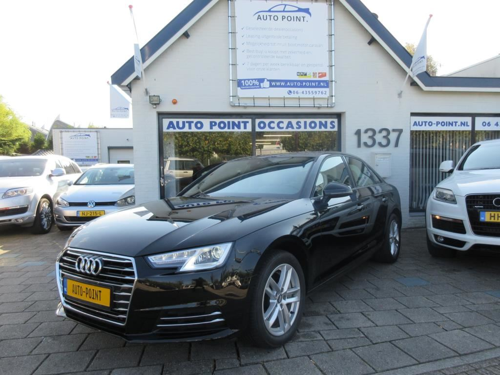Audi A4 occasion - Auto Point