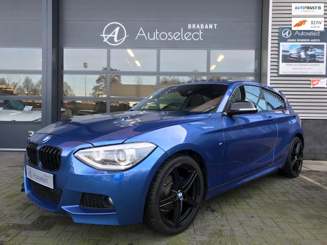 BMW 1-serie occasion - AutoSelect Brabant