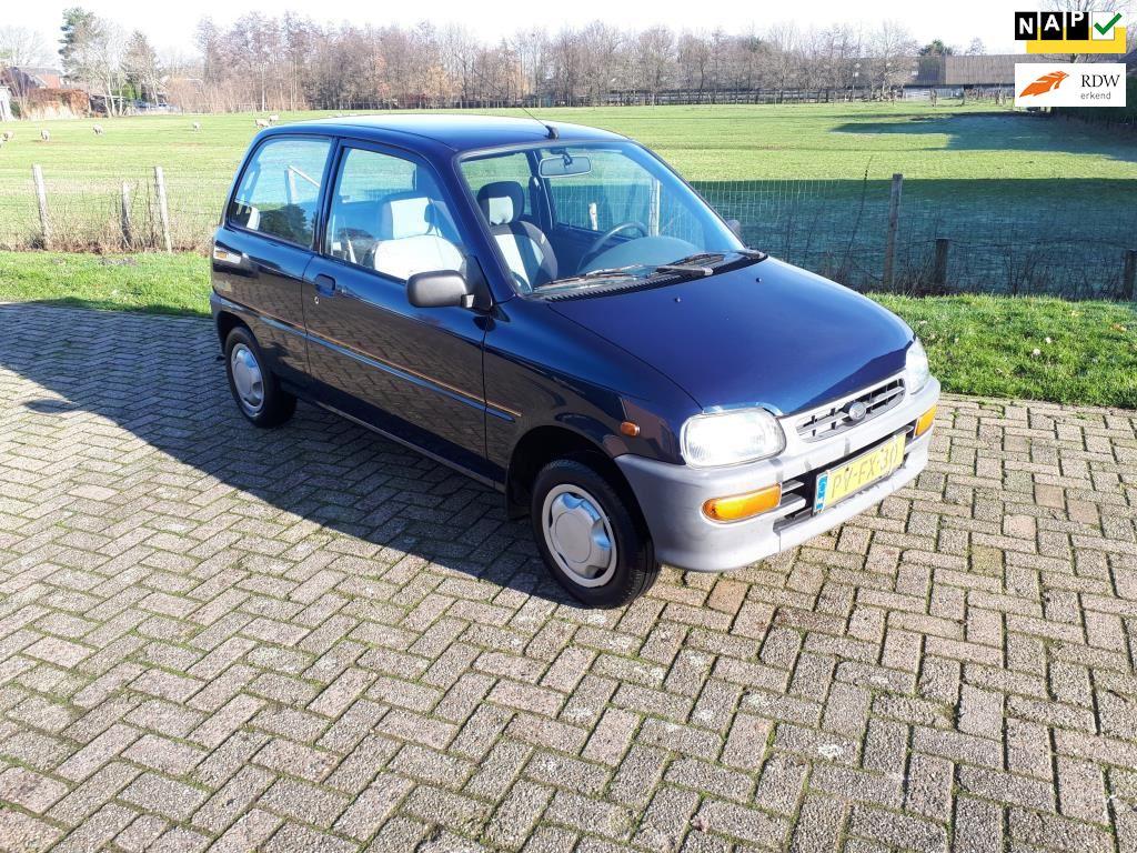 Daihatsu Cuore occasion - Goed en Betaalbare Auto