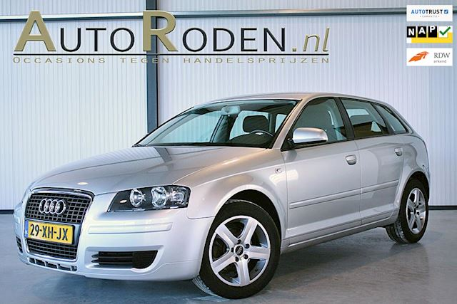 Audi A3 Sportback 1.9 TDI Attraction Pro Line 1e Eigenaar