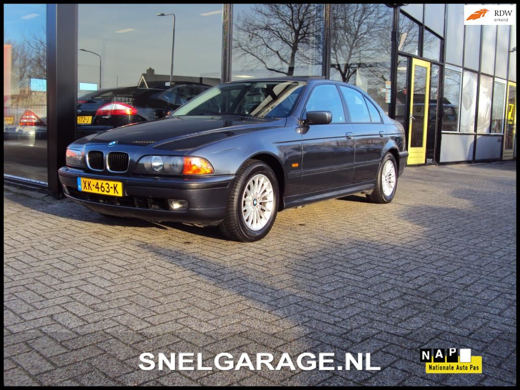 BMW 5-serie occasion - SnelGarage Dronten