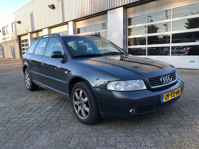 Audi A4 Avant 2.5 V6 TDI Advance