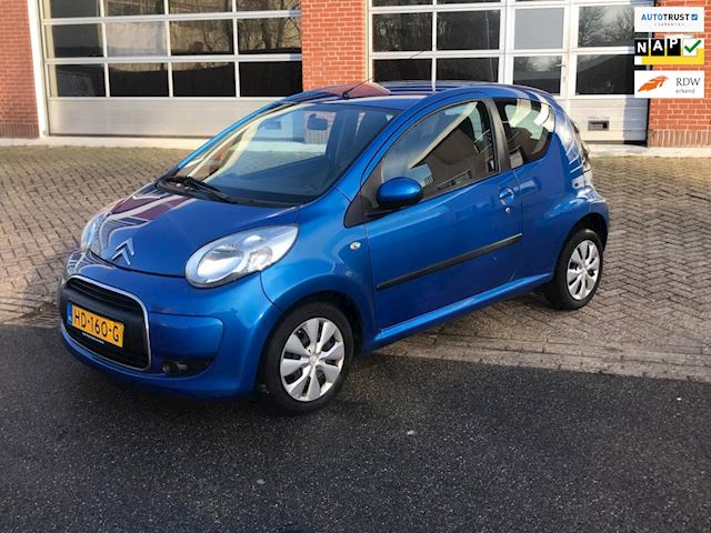 Citroen C1 1.0-12V Séduction * AIRCO * AUX * APK * GARANTIE *