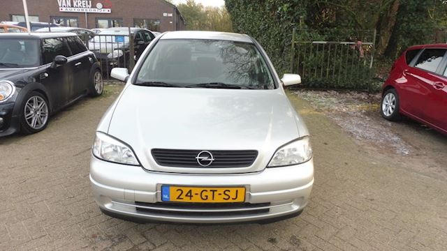 Opel Astra 1.6-16V Centennial airco, 5drs, automaat, nw.distributie