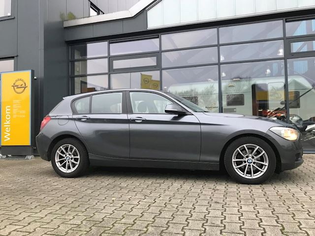 BMW 1-serie 118d Corporate Lease High Executive