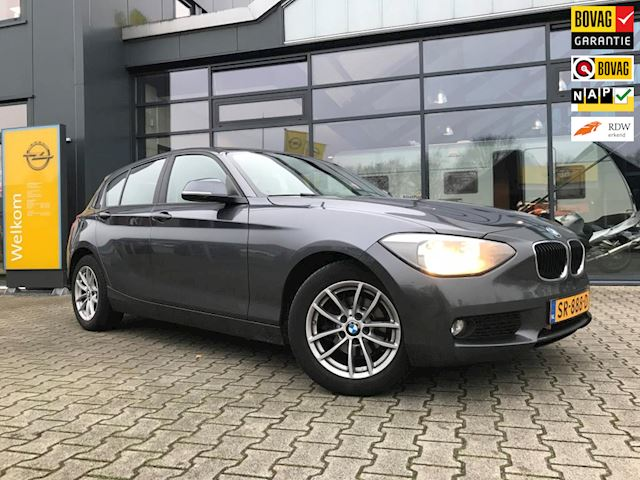 BMW 1-serie 118d High Executive AUTOMAAT