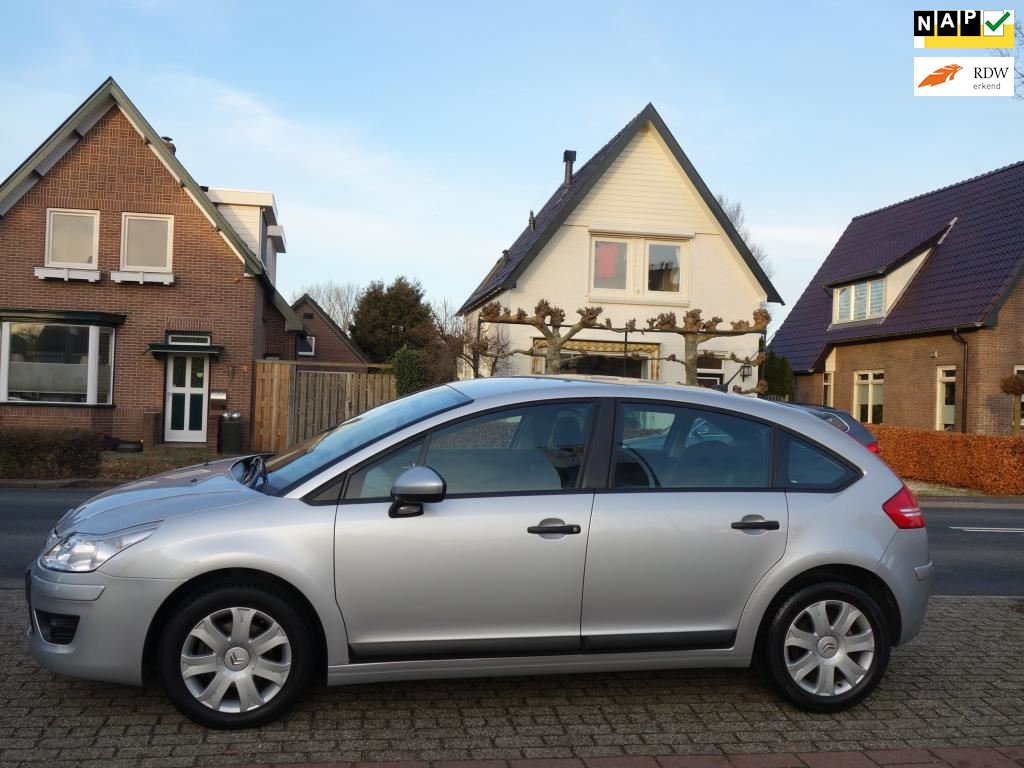 Citroen C4 occasion - De Vries Automotive Apeldoorn
