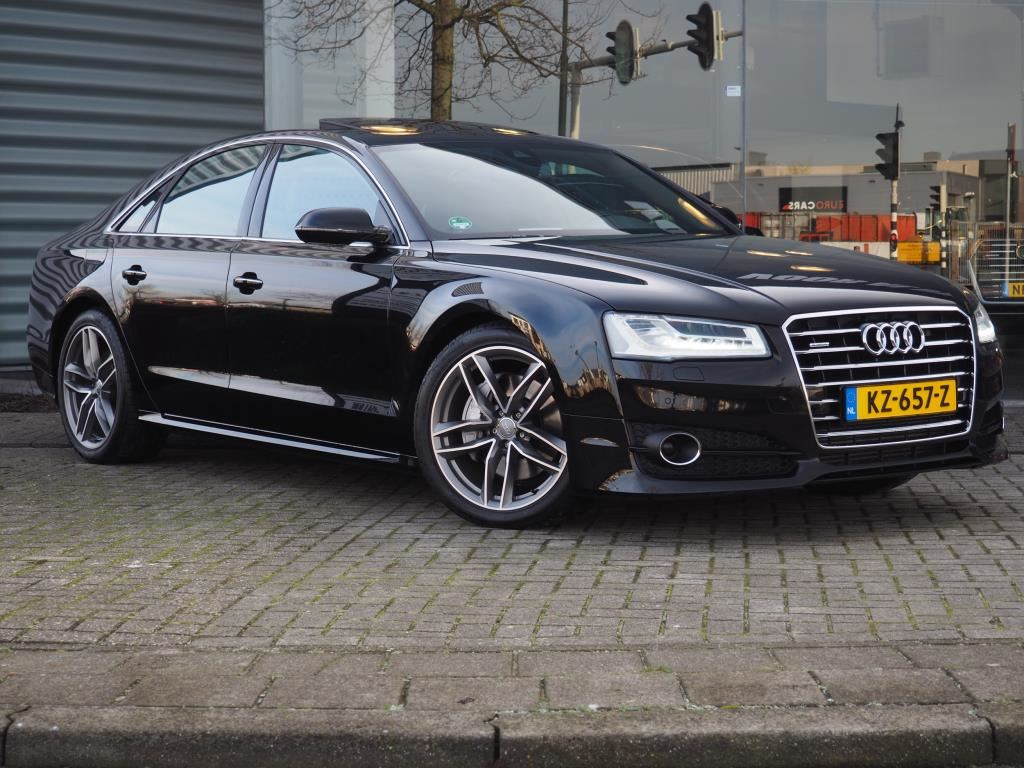 Audi A8 occasion - Car City Geldrop