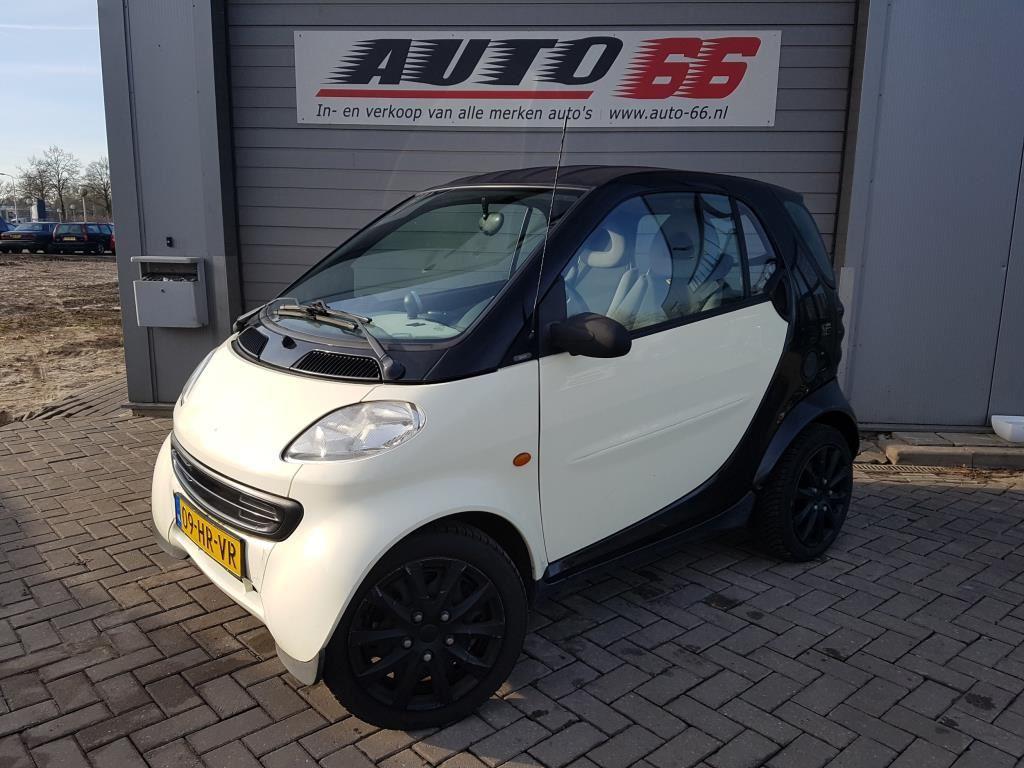 Smart City-coupé occasion - Auto 66 BV