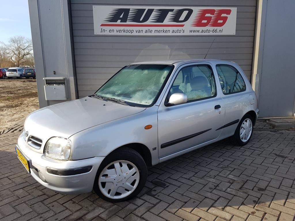 Nissan Micra occasion - Auto 66 BV