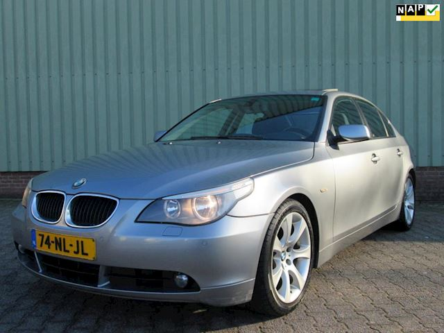 BMW 5-serie occasion - Autoland Oss