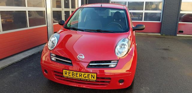 Nissan Micra 1.2 Pure 65PK