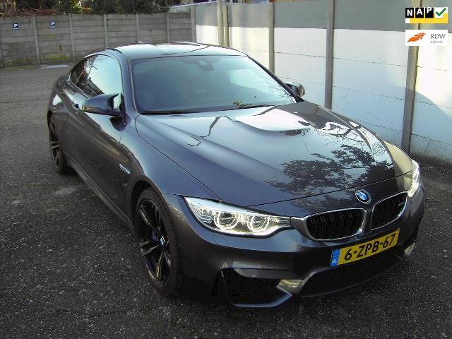 BMW 4-serie Coupé M4