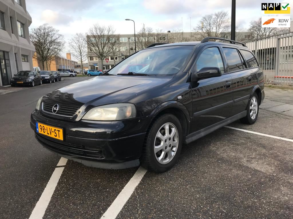 Opel Astra Wagon occasion - AMS Automotive