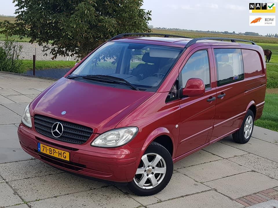 Mercedes-Benz Vito occasion - Autobedrijf Oudewater