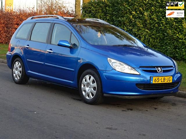 Peugeot 307 SW 1.6 16V 7 persoons
