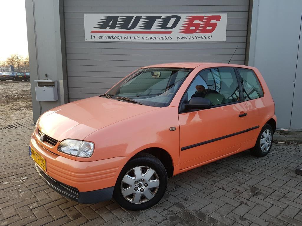 Seat Arosa occasion - Auto 66 BV