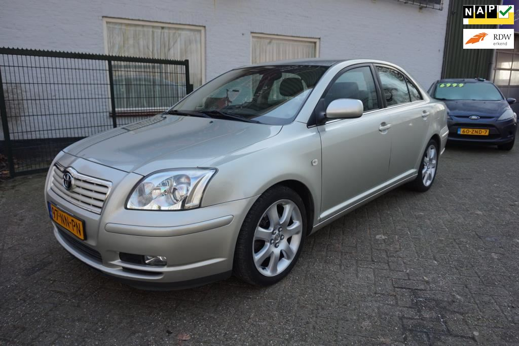 Toyota Avensis occasion - Meulenbroek Auto's