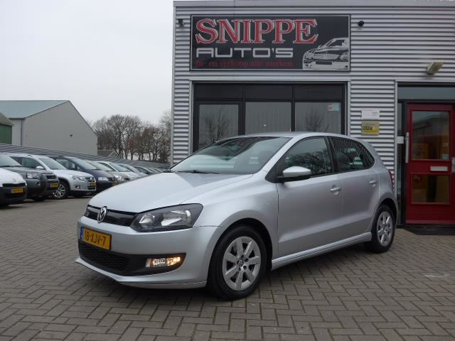 Volkswagen Polo 1 2 Tdi Bluemotion Comfort Edition 5drs Airco