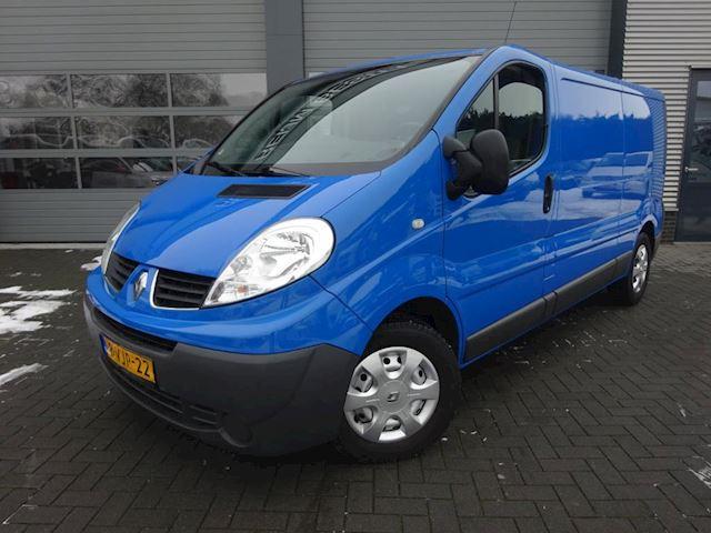 Renault Trafic 2.o cdti l2 lang airco 3 zits