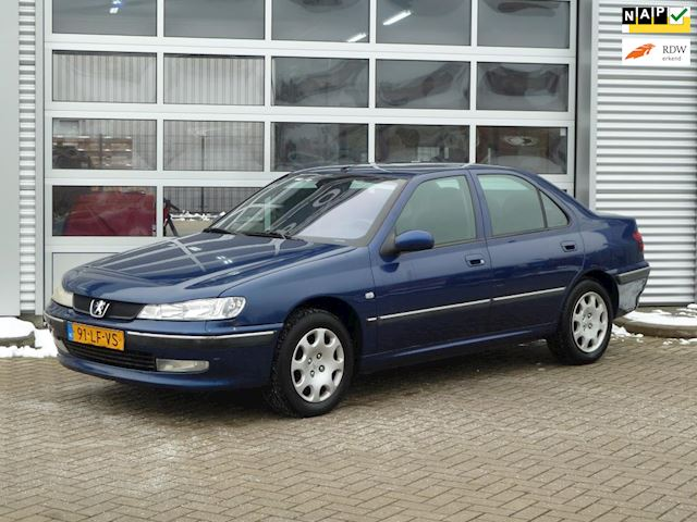 Peugeot 406 1.8-16V XR BJ.2003 AIRCO | SEDAN.