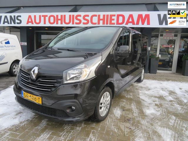 Renault Trafic Passenger 1.6 dCi Grand Authentique Energy geen bpm