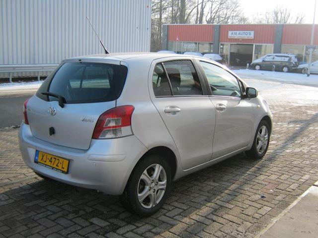 Toyota Yaris 1.3 VVTi Aspiration