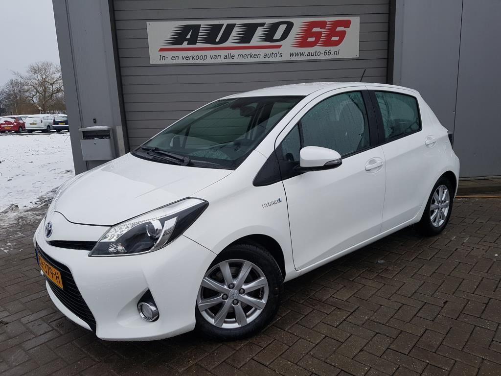 Toyota Yaris occasion - Auto 66 BV