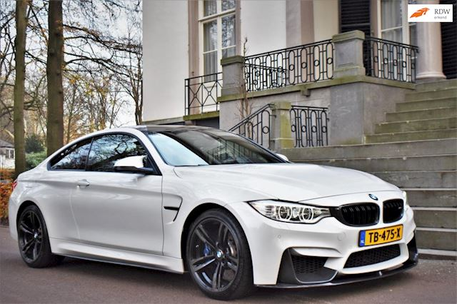 BMW 4-Serie coupe occasion - Car Gallery de Adelaar