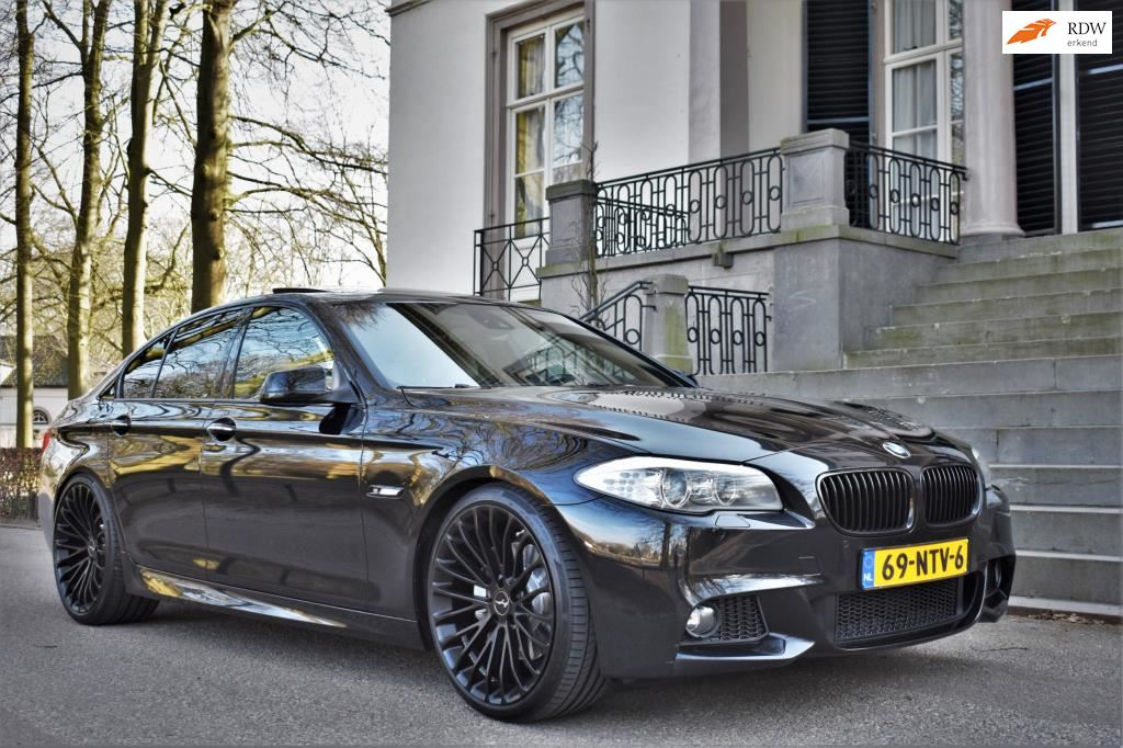 BMW 5-serie occasion - Car Gallery de Adelaar