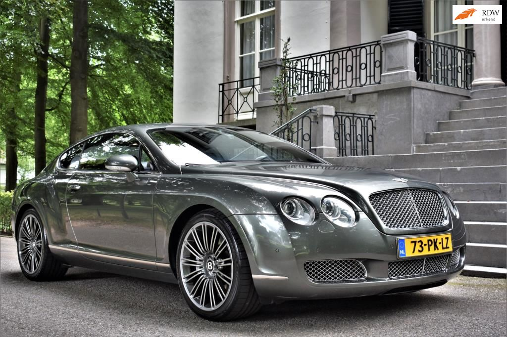 Bentley Continental occasion - Car Gallery de Adelaar