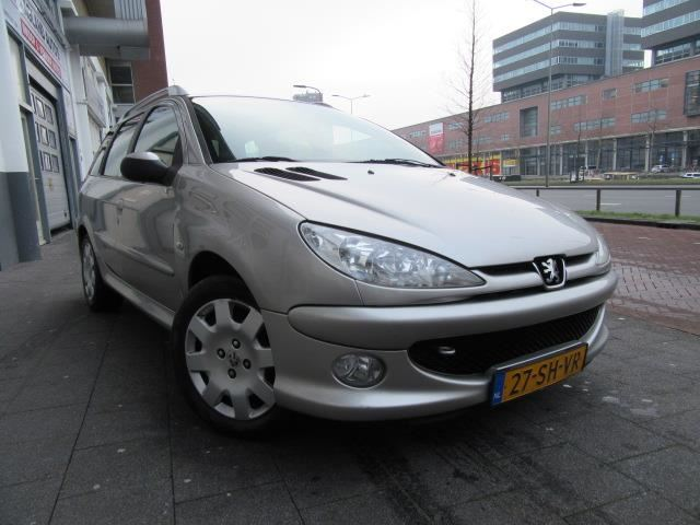 Peugeot 206 SW occasion - Haagland Auto's