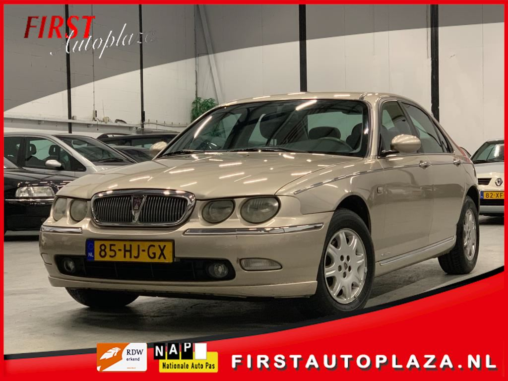Rover 75 occasion - FIRST Autoplaza B.V.