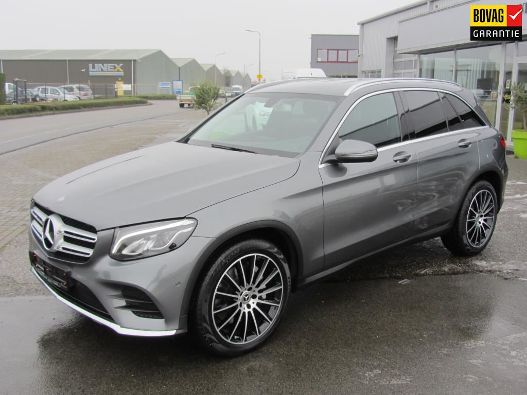 Mercedes-Benz GLC-klasse occasion - Garage Casteels