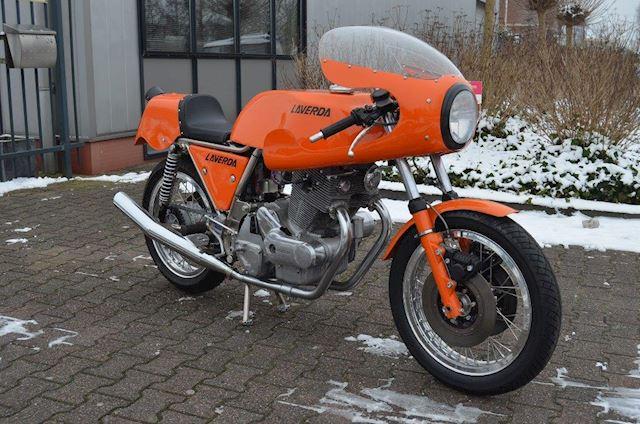 laverda 750 SFC Racer Nieuwstaat