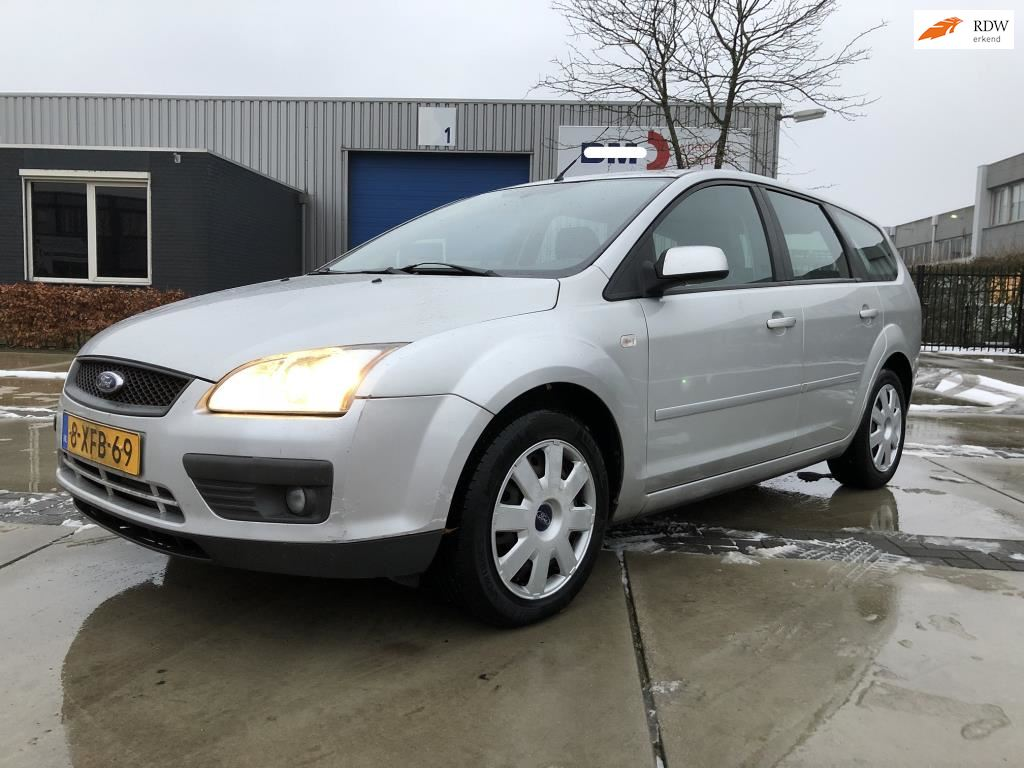 Ford Focus Wagon occasion - A2 Auto's