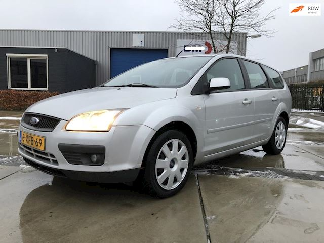 Ford Focus Wagon 1.8 TDCI Futura