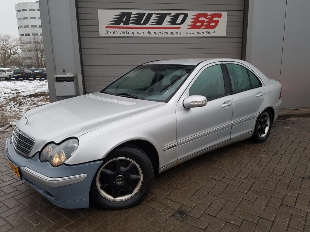 Mercedes-Benz C-klasse occasion - Auto 66 BV