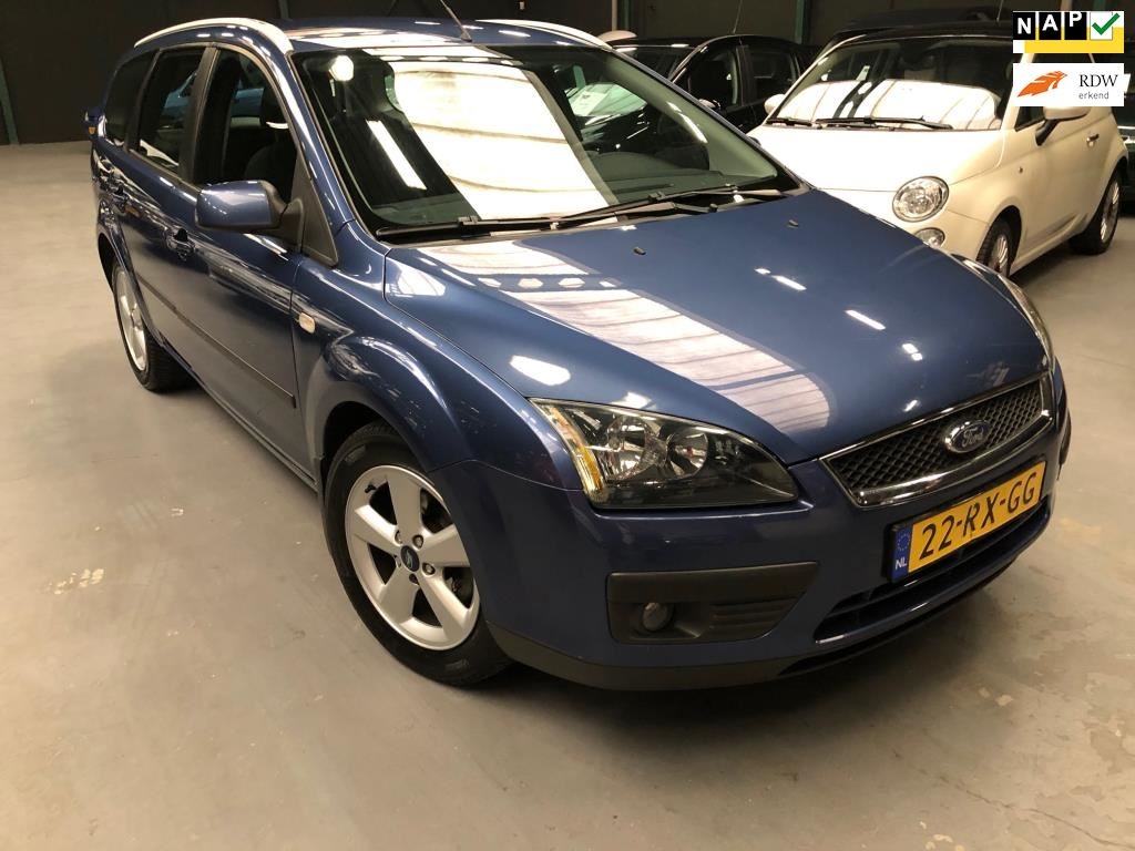 Ford Focus Wagon occasion - Rico Cars
