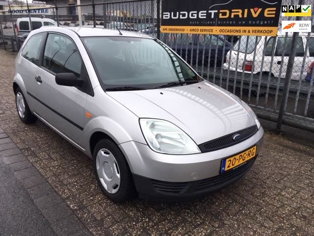 Ford Fiesta occasion - Budget Drive