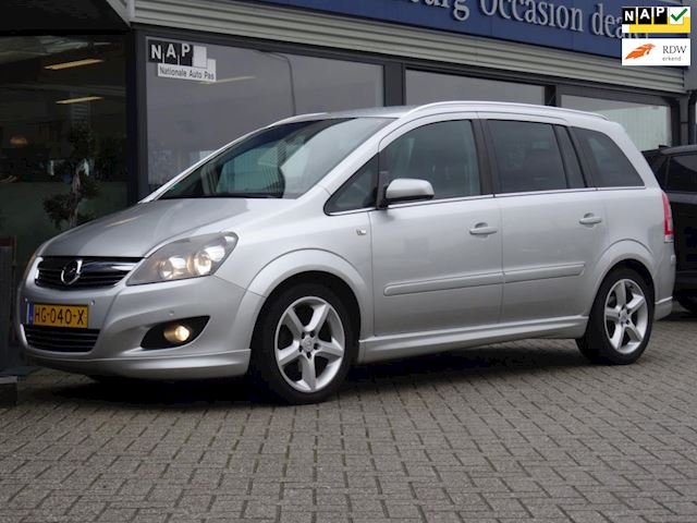 Opel Zafira 1.8 Edition Sport (CLIMATE CRUISE 17INCH PDC V+A PRIVATE-GLASS)